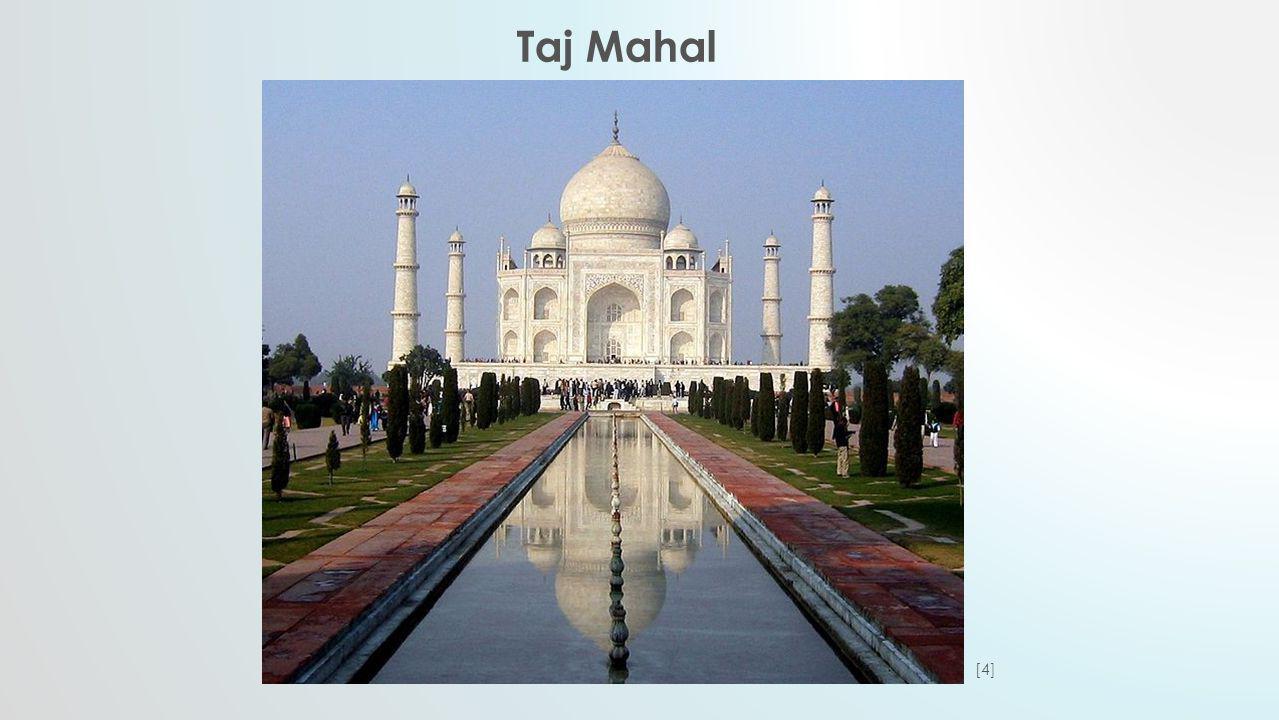 Taj Mahal [4]